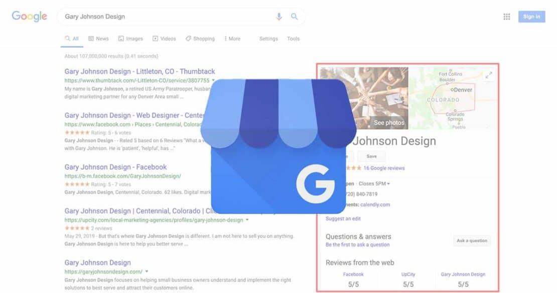 Gary-Johnson-Design-Google-Search