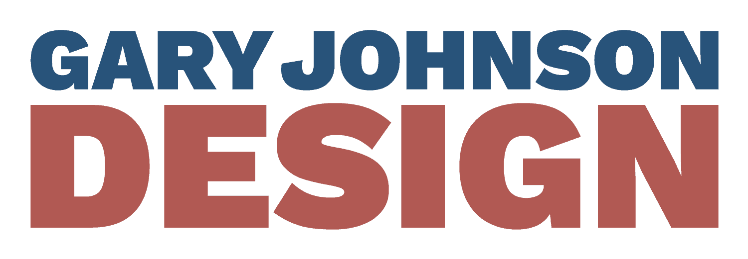 Gary Johnson Design Logo